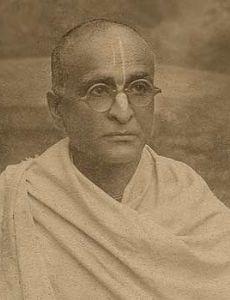 Bhaktisiddhanta Sarasvati Thakura