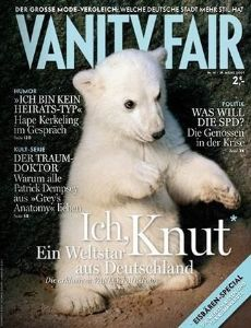 Vanity Fair Magazine [Germany]