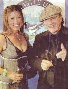 Brian Johnson and Brenda Johnson