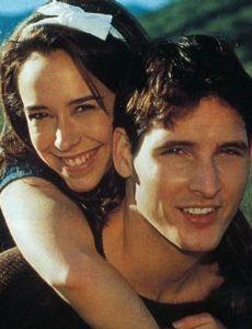 Jennifer Hewitt and Peter Facinelli