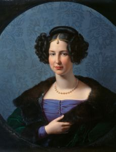 Princess Luise of Anhalt-Bernburg