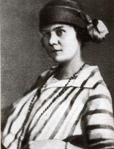 Sofiya Yesenina-Tolstaya