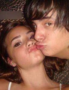 Demi Lovato and Jonathan Fryar