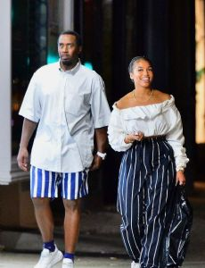 Lori Harvey and Sean 'Diddy' Combs