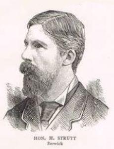 Henry Strutt, 2nd Baron Belper