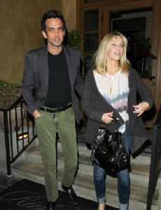 Heather Locklear and Marc Mani