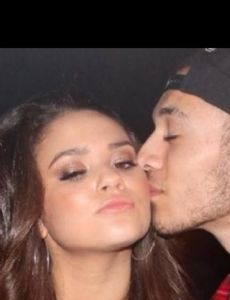 Madison Pettis and Kalin White