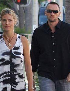 Heidi Klum and Martin Kirsten