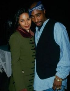 Who was 2pac dating