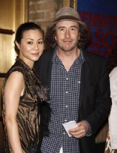 China Chow and Steve Coogan