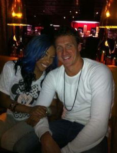 Ryan Lochte Dating History - FamousFix K Michelle And Ryan Lochte