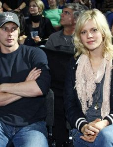 Bradley James and Georgia King