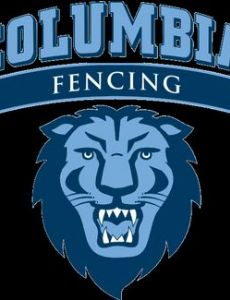 Columbia Lions fencing