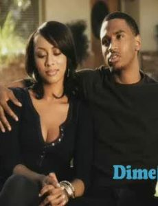 Trey Songz and Keri Hilson