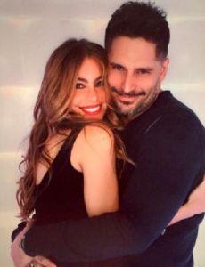 Sofía Vergara and Joe Manganiello