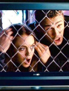 Lindsay Lohan and James Franco