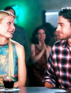 Gwyneth Paltrow and Scott Speedman