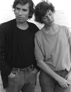 Jane Birkin and Jacques Doillon