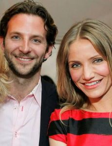 Bradley Cooper and Cameron Diaz