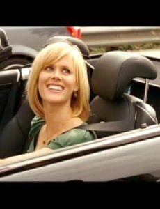 Attractive Woman Driver
