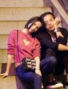 G-Dragon and Kiko Mizuhara