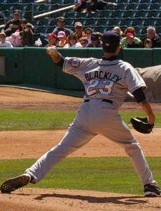 Travis Blackley