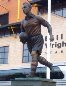 Billy Wright (footballer born 1924)
