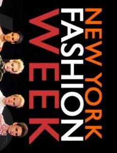The New York Fashion Week 2015