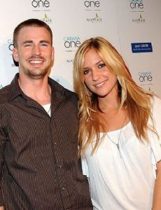 Chris Evans and Kristin Cavallari