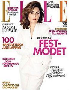 Elle Magazine [Sweden]