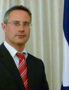 Michael Brodsky (diplomat)