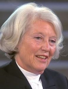 Helene Hayman, Baroness Hayman