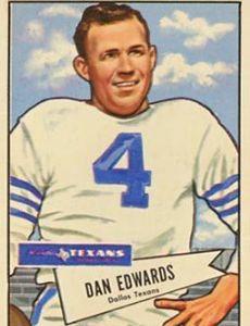 Dan Edwards (American football)
