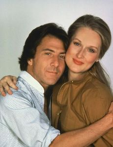 meryl streep and dustin hoffman relationship