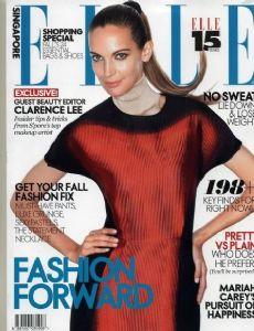 Elle Magazine [Singapore]