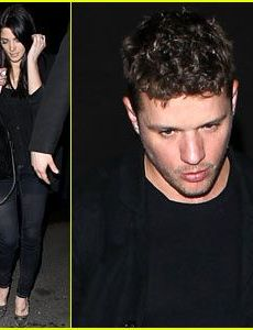 Ashley Greene and Ryan Phillippe