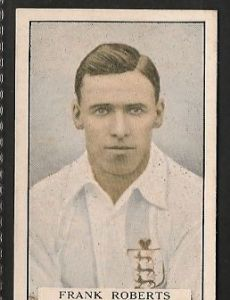 Frank Roberts (footballer)