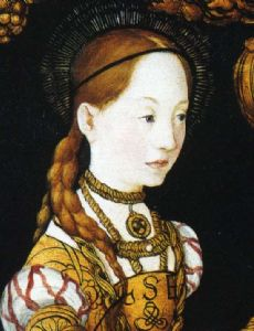 Christina of Saxony