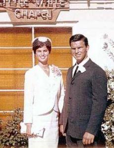 Kent McCord and Cynthia Lee Doty