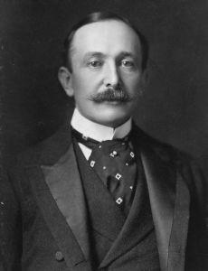 August Belmont, Jr.
