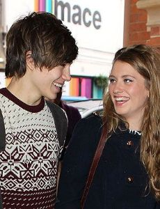 Are ella henderson and george shelley still dating