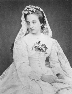 Princess Marie Isabelle of Orléans