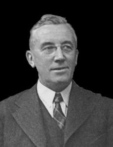 Major James Coldwell