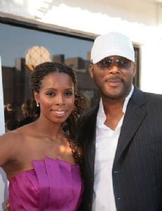 Tasha Smith und Tyler Perry