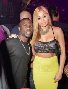 Simply Jess and Kevin Hart