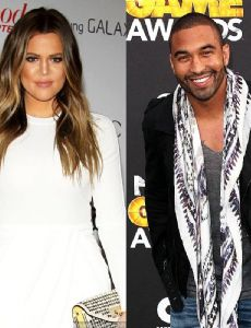 Matt Kemp and Khloé Kardashian