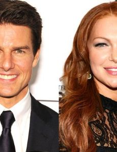 Tom Cruise and Laura Prepon