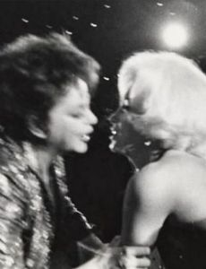 Marilyn Monroe and Judy Garland
