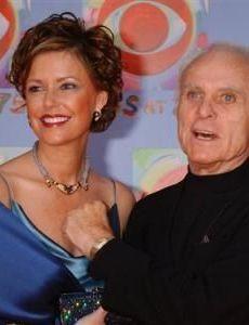 Robert Conrad and LaVelda Fann