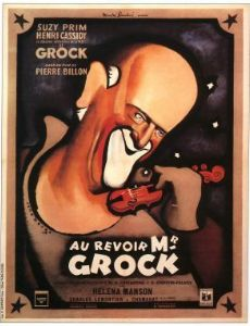 Au revoir M. Grock